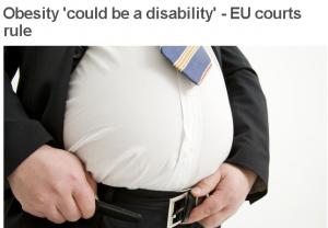 Obesity Disability
