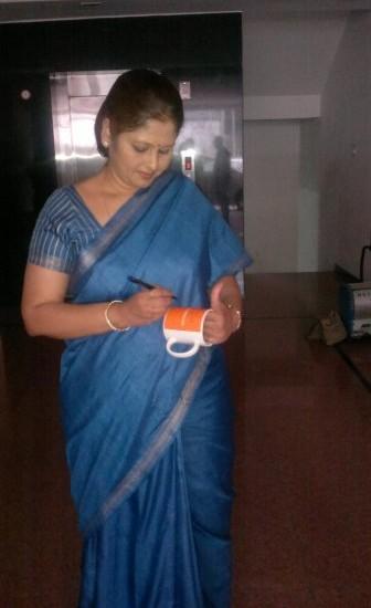 Jayasudha at Livlife