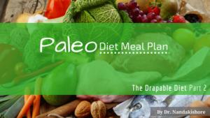 Paleo Diet- Drapable Diet Part 2