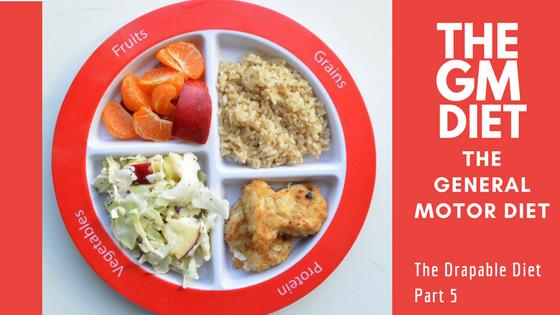 The Draple Diet Part 5 GM Diet