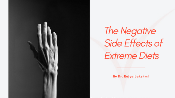 The Negative Side Effects of Extreme Diets